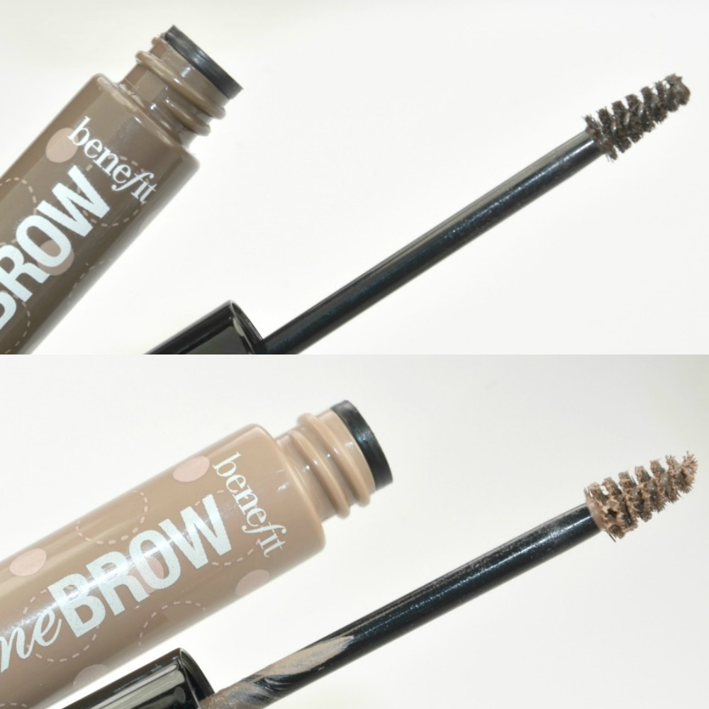 Benefit Gimme Brow Tinted Brow Gel Review and Swatches