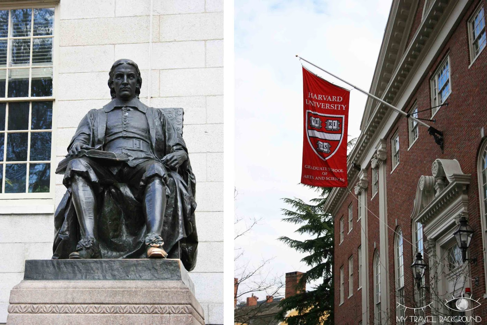 My Travel Background : Les principales universités américaines de la côte Nord-Est - Harvard University