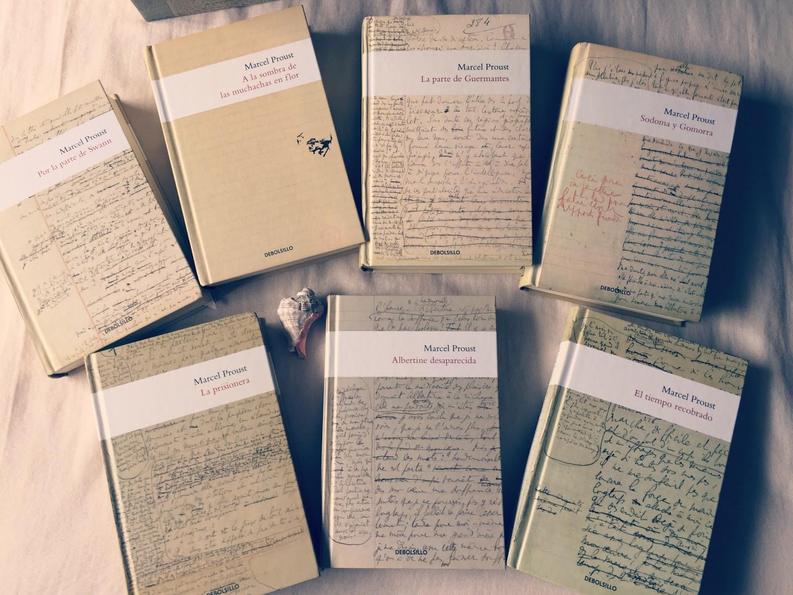 Una vida de novela en busca del tiempo perdido de for En busca del tiempo perdido