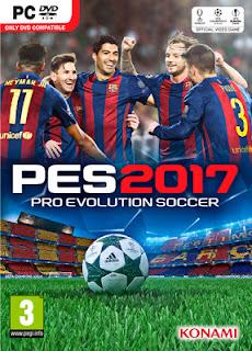 Download Pro Evolution Soccer 2017 PC