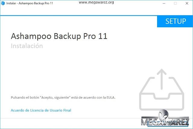 Ashampoo Backup Pro 11.05 imagenes