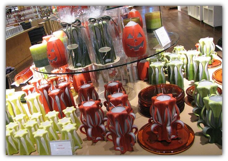Halloween kynttilä