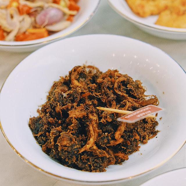Ayam Srondeng
