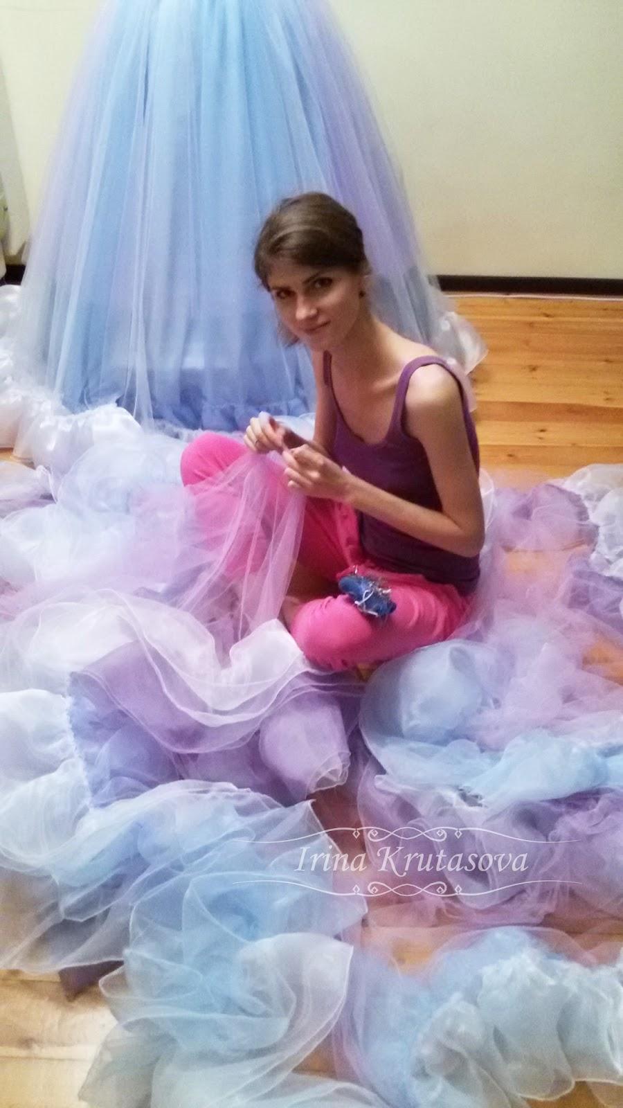 Платье золушки сшить своими руками фото 745