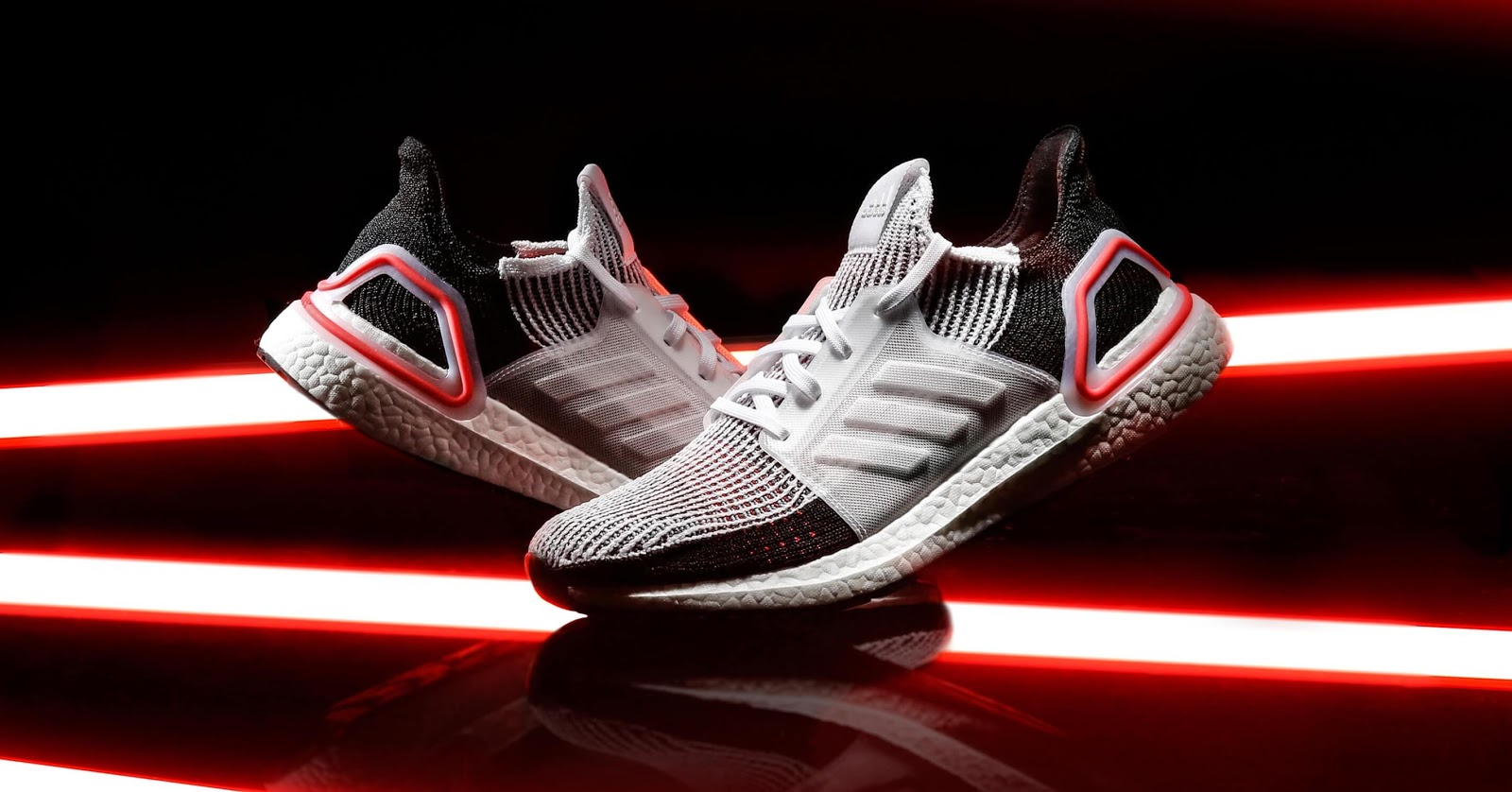 2be55f83f Adidas revealed the new ULTRABOOST 19 this week, the fourth generation of  the Ultra Boost. The first Ultra Boost was released in early 2015.