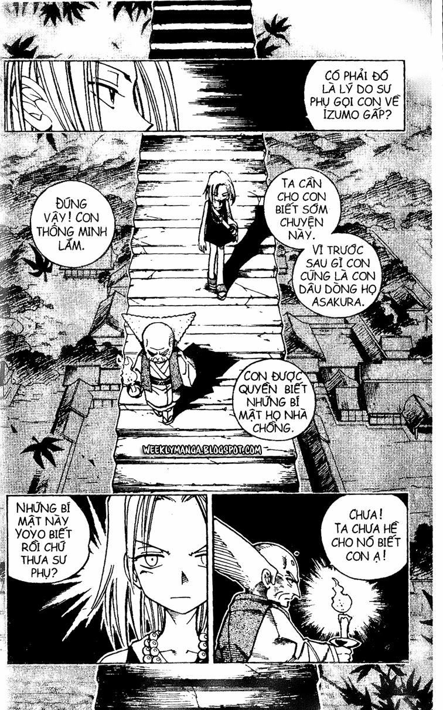 Shaman King [Vua pháp thuật] chap 89 trang 17