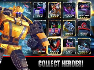 Transformers Earth Wars MOD APK Hack Cheat - Wasildragon.web.id
