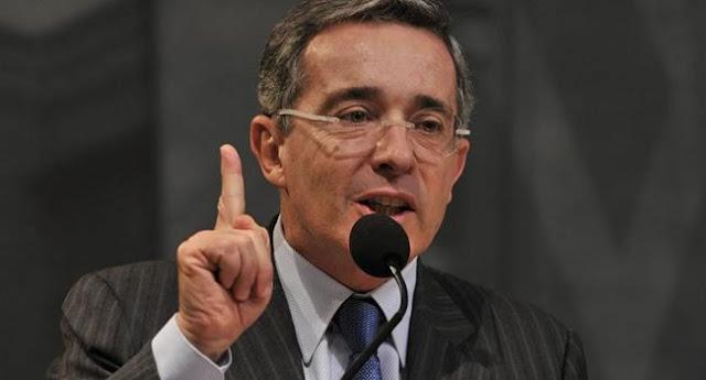 Uribe pide desde Miami una intervención militar en Venezuela