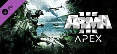 صورة  لتجربة العبة الحرب أنواع العمليات القتالية والعمل الجماعي Arma 3 في جهاز الحاسوب