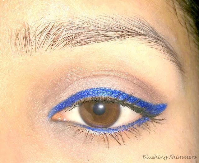 Faces Long Wear Eye Pencil : Persian Blue