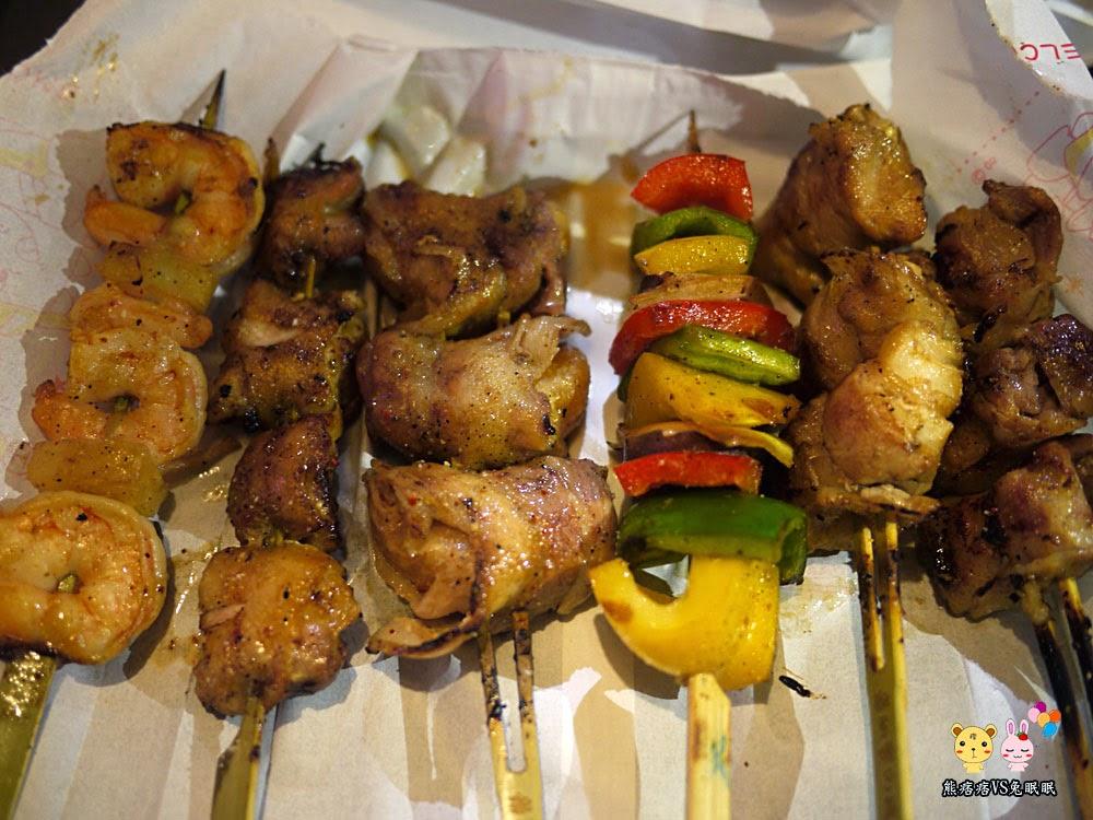 P1230932 - 台中燒烤店│深夜美味大排長龍的激旨燒鳥,豬肉麻吉非吃不可