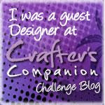 <b>Guest Designer May 2011, Guest Designer Aug. 2011</b>