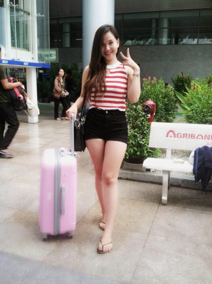 [Hot girl Đà Nẵng] hot girl Mai Quỳnh dịu dàng mà không chói loá