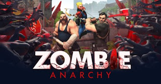 Game Zombie android iOS terbaik - zombie anarchy