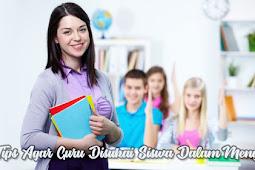 Tips Agar Guru Disukai Siswa Dalam Mengajar