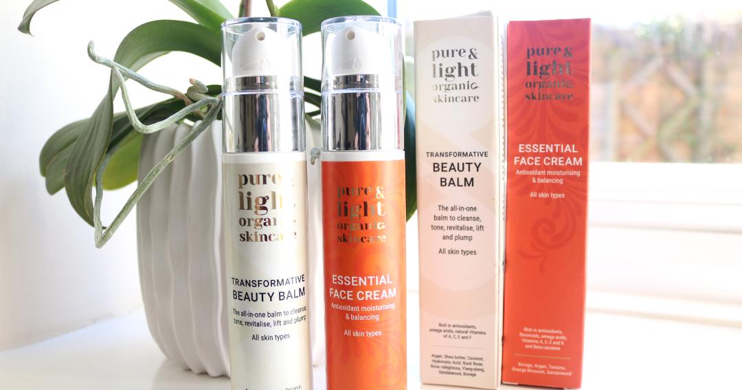pure organic skin care