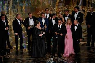 Oscar 2016 - Spotlight