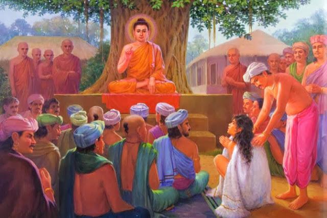 Đạo Phật Nguyên Thủy - Kinh Tiểu Bộ - Trưởng lão ni Patàcàrà
