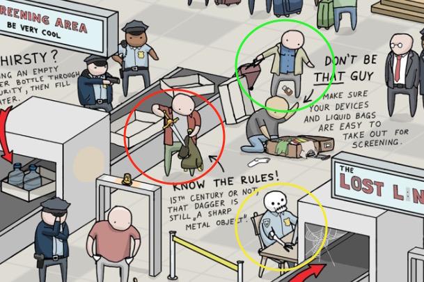Tips Penting Sebelum Menaiki Kapal Terbang yang Ramai Tak Tahu