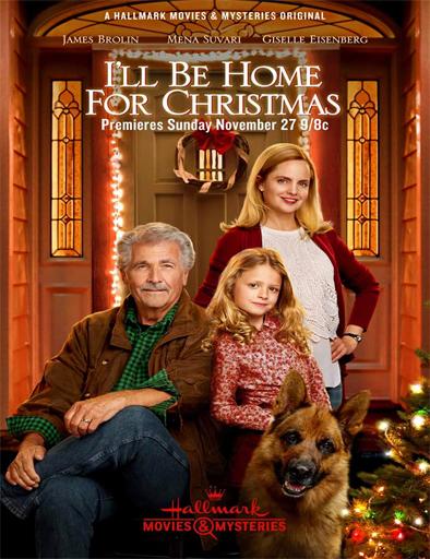 Ver Estare en casa esta navidad (2016) Online