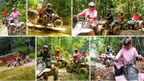 ATV Adventure Chemerong Terengganu