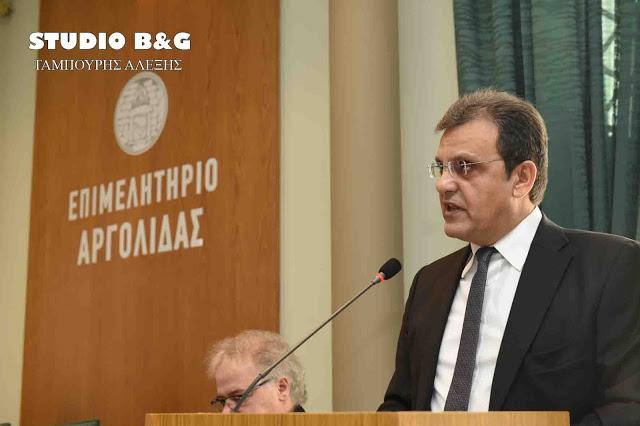 Με επιτυχία η ημερίδα για τις αλλαγές στη νομοθεσία των Α.Ε. και Ε.Π.Ε στο Επιμελητήριο Αργολίδας