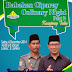 Babakan Ciparay Culinary Night II - Sabtu, 6 Desember 2014