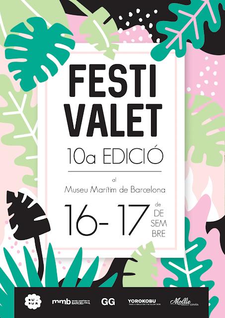Este fin de semana celebramos la 10a edición del Festivalet