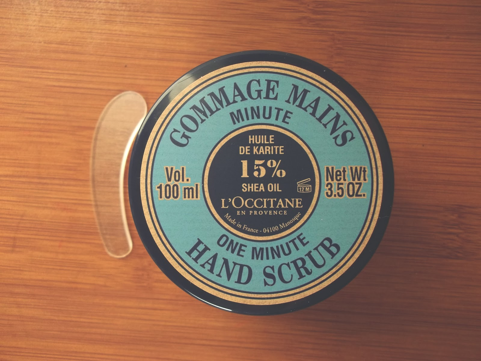 hand scrub