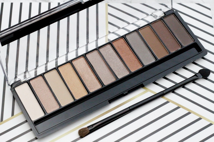 Manhattan Nude Edition Eyemazing Palette