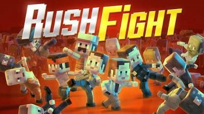Game - Rush Fight v1.9.98 Apk Mod Money ilimitado