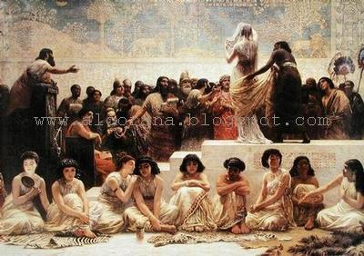 برده داری در اسلام و قران