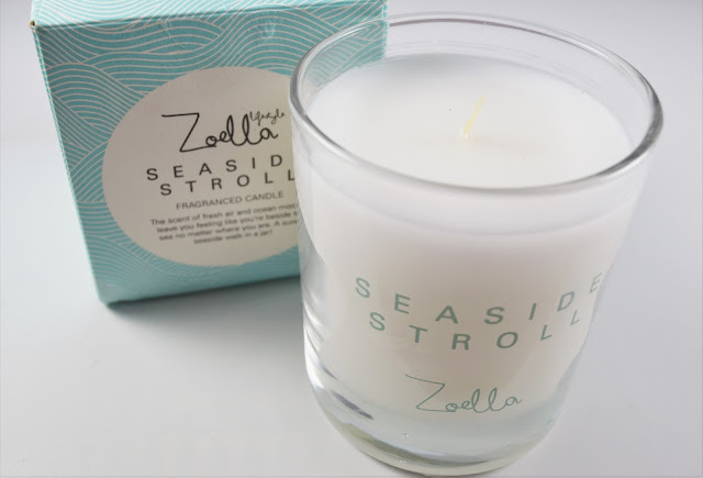 Zoella Lifestyle Seaside Stroll Candle