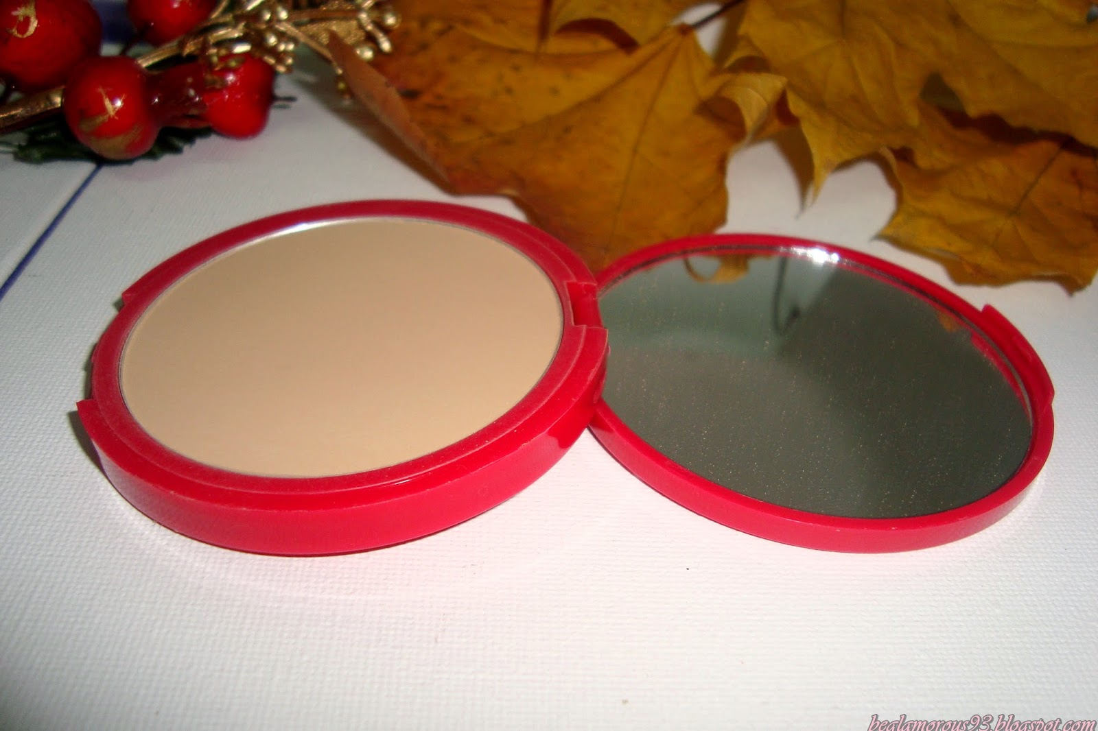 Bourjois Healthy balance powder