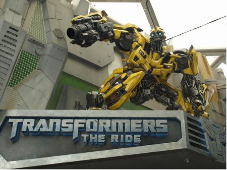 The Making of 'Transformers the Ride'  The Making of &...