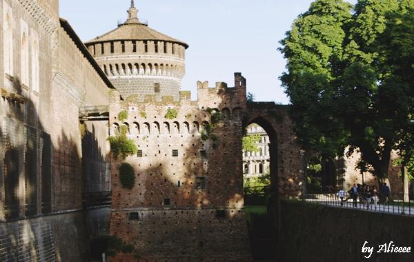 Castelul-Sforzesco-Milano-Italia-Impresii (4)