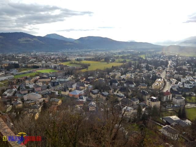 Vistas de Salzburgo