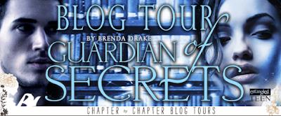 Guardian of Secrets Blog Tour banner