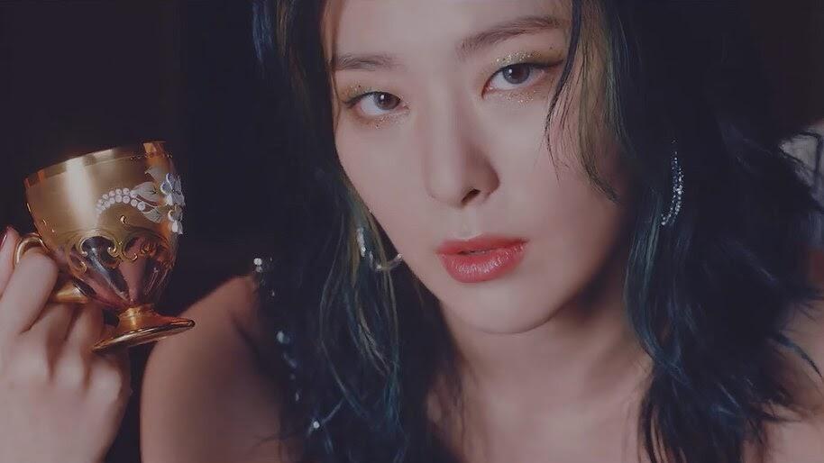 Seulgi, Red Velvet, Psycho, 4K, #7.694