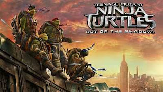 Teenage Mutant Ninja Turtles Out of the Shadows (2016) English Movie Download 300mb CAMRip
