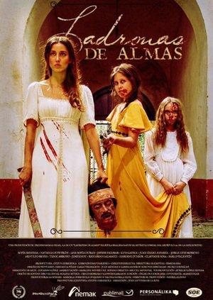 Poster Ladronas de Almas 2015