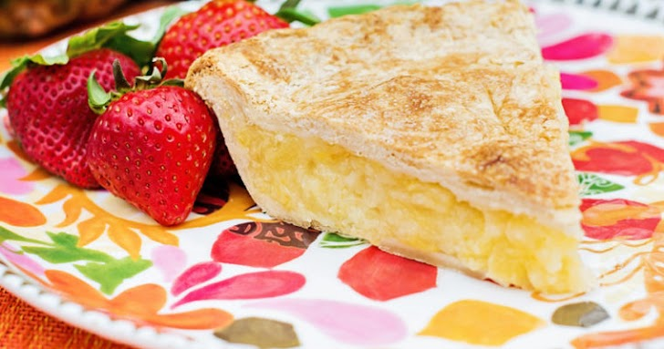 Resep Membuat Pineapple Pie Lezat