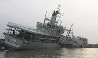 Insiden Terjadi Pada Kapal KRI Arun 903
