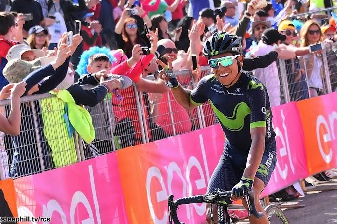 Giro de Italia 2017 - 9ª etapa