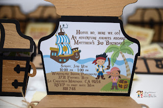 pirate party invites