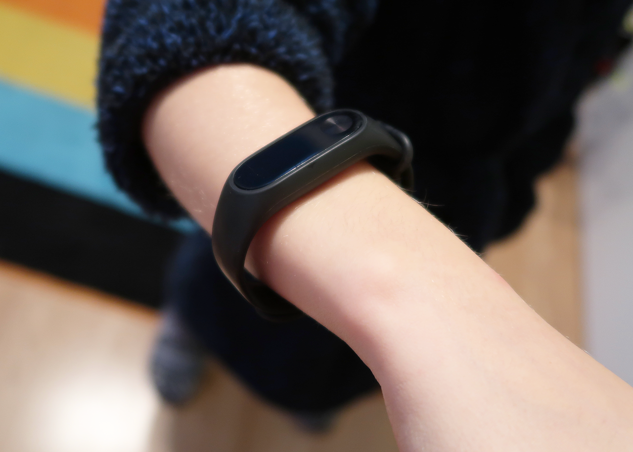 The Mi Band 2 Fitness Tracker - Can Kids Use It? | Tech Age Kids