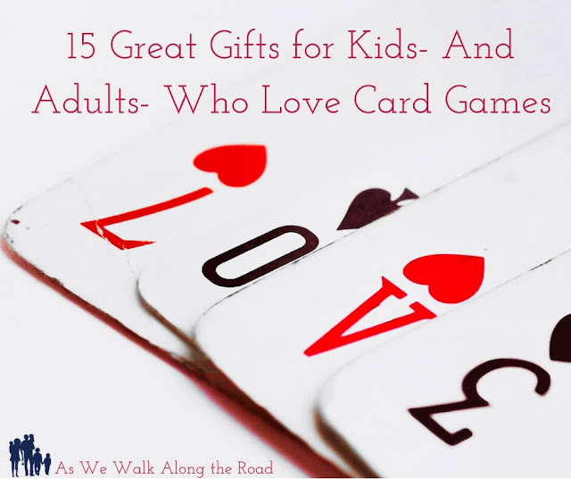 Great card game gifts