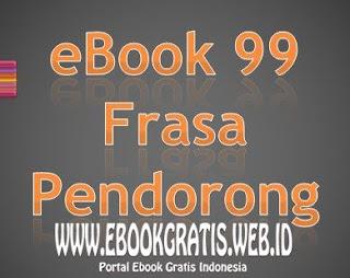 Ebook 99 Frasa Pendorong