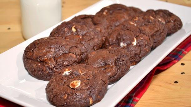 Çikolatalı Kurabiye Nasıl Yapılır