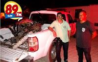 Após notícia na 89 FM proprietários recuperam veículos em desmanche